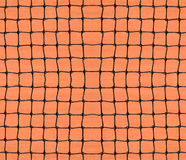 Detail of a tennis net Stock Photography