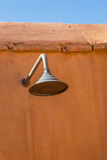 Detail of the terrace. On patio Marrakesh Riad Stock Image