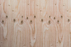 The detail texture of plywood. Detail texture of plywood on background Royalty Free Stock Photography