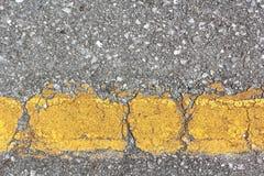 Detail texture road Stock Photos