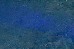 Texture of a whirling water in a pool. Detail of texture of a whirling water in a pool Stock Photos