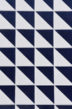 Detail of a tile with two colors Stock Image