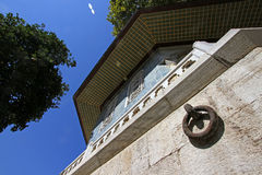 Detail from Topkapi palace Royalty Free Stock Photo