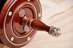 Detail of a Torah Royalty Free Stock Photos