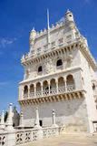 Detail of Torre de Belém Royalty Free Stock Photography