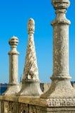 Detail of Torre de Belem royalty free stock photos