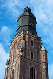 Detail of Town Hall in Wroclaw, Poland Royalty Free Stock Photography