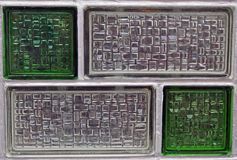 Detail of the traditional tiles from facade of old house in Valencia Stock Image