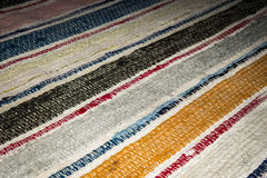 Detail traditional woven carpet. Background Detail traditional woven carpet stock images
