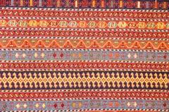 Detail of Turkish Carpet Stock Image
