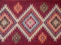 Detail of a turkish kelim Stock Photo