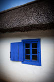 Detail of a typical window (3). Stock Image