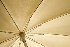 Detail, under a sunscreen Stock Photo