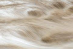 Urubamba river in Peru Royalty Free Stock Images