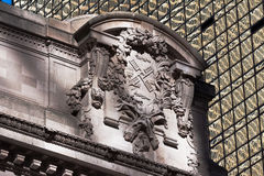 Detail van Centrale Post in de Stad van New York Royalty-vrije Stock Afbeelding