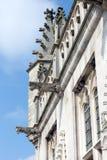 Detail van Damme-stadhuis Stock Afbeelding