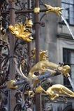 Detail van de fontein in Biennenhof Royalty-vrije Stock Afbeelding