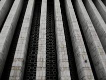 Detail van de Istiqlal-moskee Royalty-vrije Stock Foto