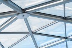Detail van de moderne bouw Stock Afbeeldingen