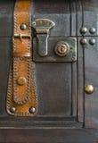 Detail van de schatborst Royalty-vrije Stock Foto's
