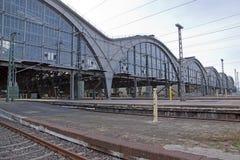 Detail van de stations Stock Fotografie