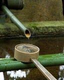 Detail van een boeddhistische tempel Stock Fotografie