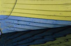 Detail van een boot Stock Fotografie