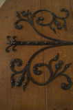Detail van een deur Royalty-vrije Stock Foto