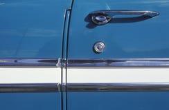 Detail van een Deur van Chevrolet van 1956 Stock Foto's