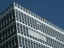 Detail van een gebouw Royalty-vrije Stock Afbeeldingen