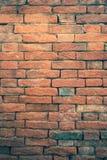 Detail van een gedateerde muur in Burano-eiland, Venetië (uitstekend effect) Stock Afbeelding