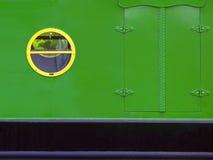 Detail van een kanaalschip Royalty-vrije Stock Afbeeldingen