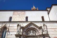 Detail van een kerk Royalty-vrije Stock Foto's