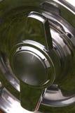 Detail van een klassieke auto Royalty-vrije Stock Afbeeldingen