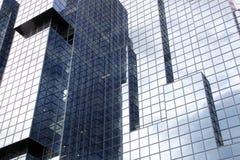 Detail van een modern gebouw Royalty-vrije Stock Foto's