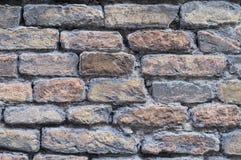 Detail van een muur Stock Foto's