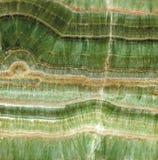 Detail van een onyxkristal royalty-vrije stock fotografie