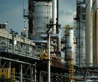 Detail van een raffinaderij 5 Royalty-vrije Stock Foto's