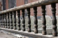 Detail van een traliewerk stock afbeeldingen