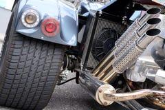 Detail van een trike Royalty-vrije Stock Foto