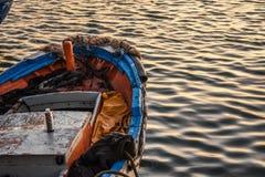 Detail van een vissersboot Royalty-vrije Stock Fotografie