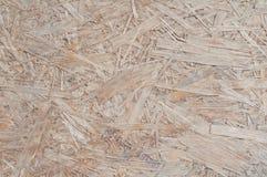 Detail van georiënteerde houten raadstextuur Stock Afbeelding