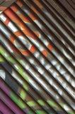 Detail van Graffiti Stock Afbeelding