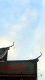 Detail van het de tempeldak van Chiang Mai Thai het oude Royalty-vrije Stock Foto