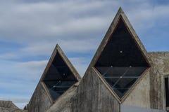 Detail van het gebouw Royalty-vrije Stock Afbeeldingen