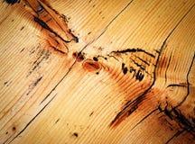 Detail van het kunstwerk op een houten raad Royalty-vrije Stock Foto