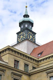 Detail van het Residenz-Paleis in München Stock Fotografie