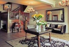 Detail van hotel hal Royalty-vrije Stock Afbeeldingen