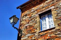 Detail van huis van Piodao Royalty-vrije Stock Afbeelding