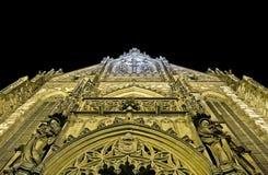 Detail van Kathedraal van heilige Petr en Pavel Royalty-vrije Stock Afbeeldingen